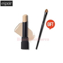 ESPOIR  Taping Concealer Moist Up 3.5g [Pro Flat Concealer Brush 117 Free Gift]